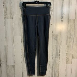 3/$25 Athleta chaturganga gray leggings
